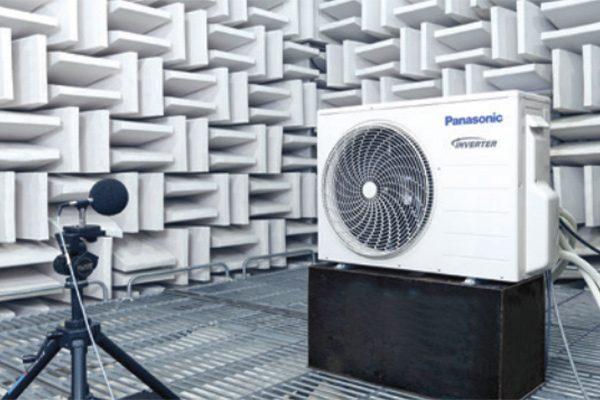 Panasonic Discreet Noise